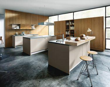Werkblad van een mooie moderne keuken, inspiratie van Boncquet