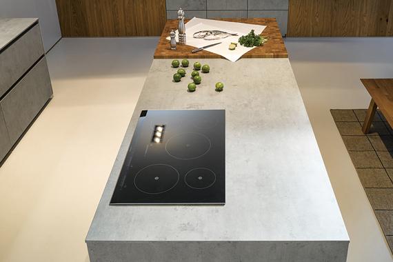randen van je kookeiland in een Boncquet keuken