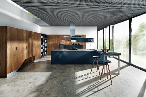 voldoende ruimte op het kookeiland in je Boncquet keuken, inspiratie
