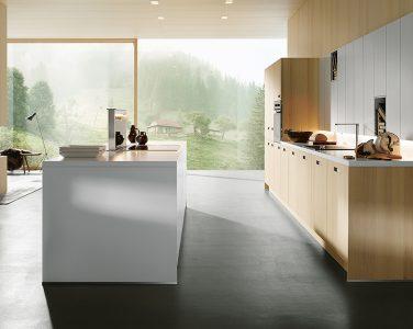 îlot dans une cuisine Boncquet, inspiration, conseils