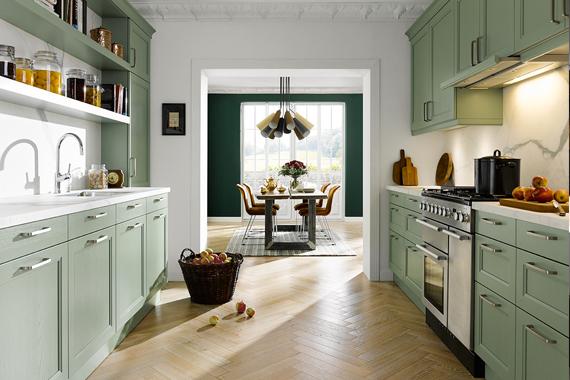 Boncquet keukens klassiek landelijk modern industrieel en