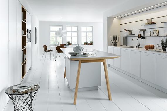 witte keuken verkoopwaarde, Boncquet
