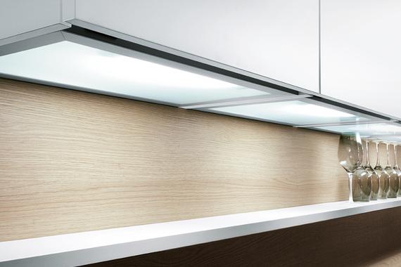 tips bij de voorbereiding en keuze van de verlichting in een nieuwe Boncquet keuken