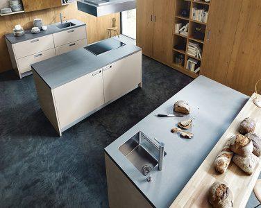 Het ideale keukenwerkblad - tips van Boncquet, met werkbladkeuzewijzer