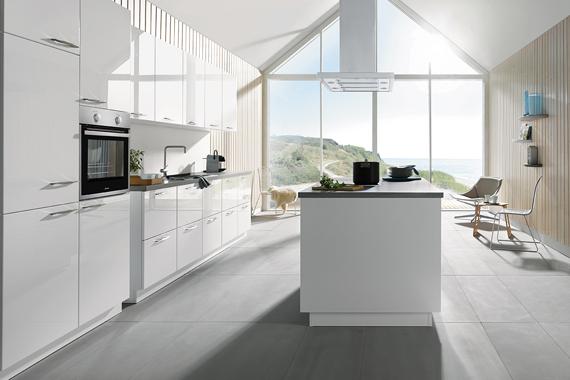 Witte Keuken Design : Zit je met een witte keuken altijd goed boncquet