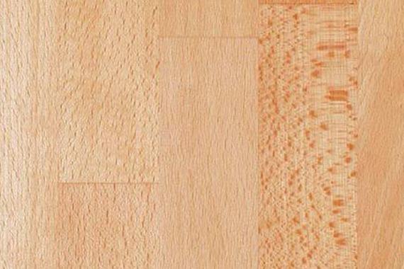 plan de travail en bois massif, dans une cuisine Boncquet, conseils et autre matériau